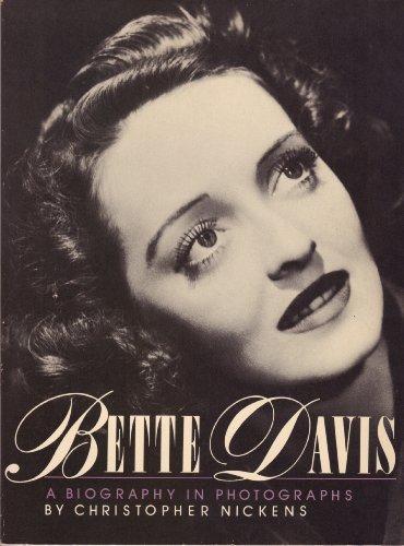 9780385196758: Bette Davis: A Biography in Photographs