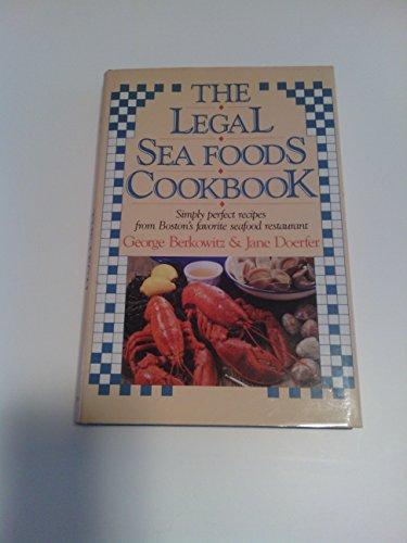 9780385198301: Legal Seafoods Cookbook