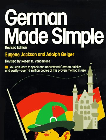 9780385199117: German Made Simple [Revised Edition]