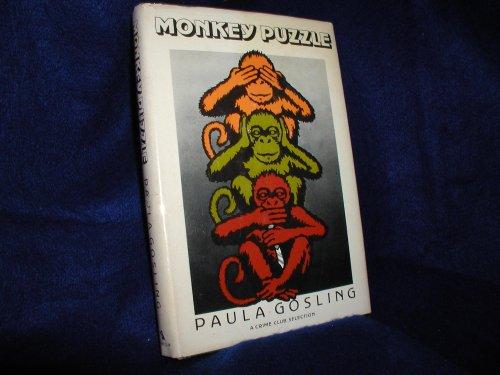 Monkey Puzzle (Signed): Gosling, Paula