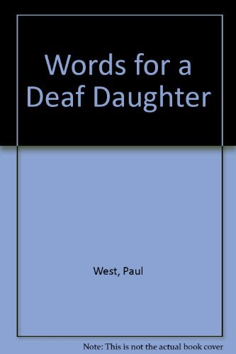 9780385231169: Words for a Deaf Daughter