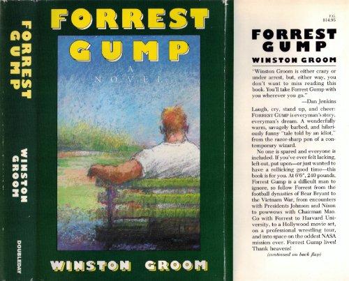 Forrest Gump Advance Reading Copy: Groom, Winston