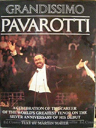 9780385231381: Grandissimo Pavarotti