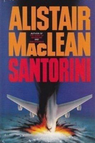 9780385231534: Santorini