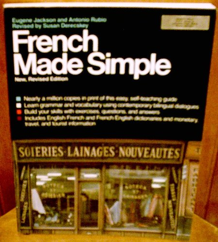 9780385233620: French Made Simple Revised Edition