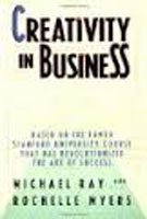 9780385233767: CREATIVITY IN BUSINESS