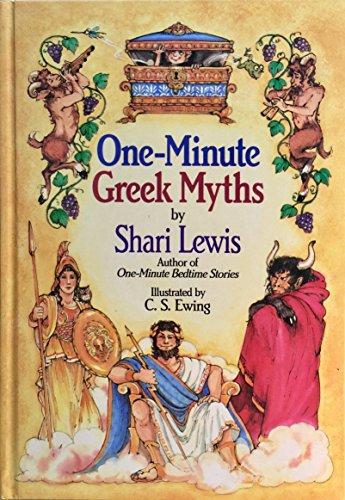 One-Minute Greek Myths: Lewis, Shari