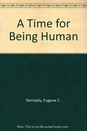 9780385235389: Time for Being Human