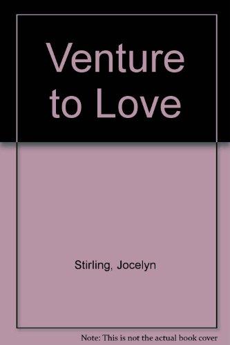 9780385235822: Venture to Love