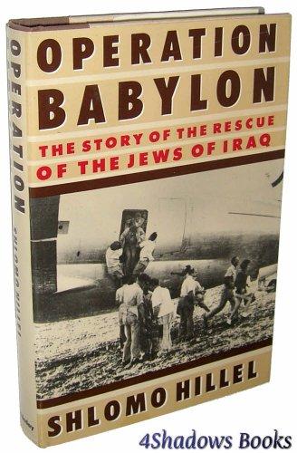 9780385235976: Operation Babylon