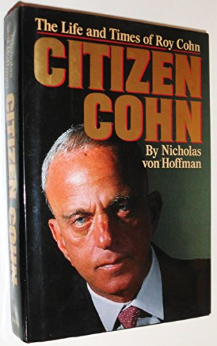 9780385236904: Citizen Cohn