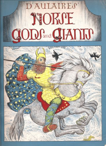 9780385236928: D'Aulaire's Norse Gods & Giants