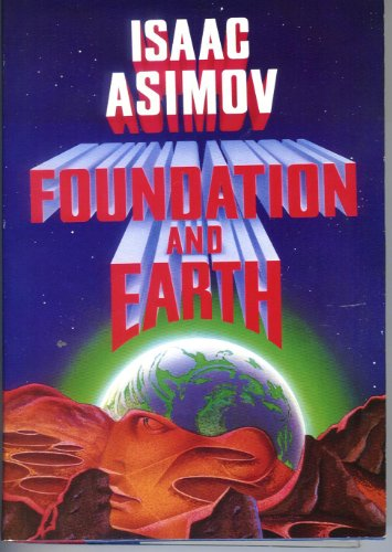 9780385237093: Foundation and Earth [Hardcover] by Asminov, Isaac