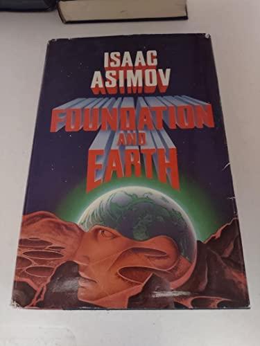 Foundation and Earth: Asimov, Isaac