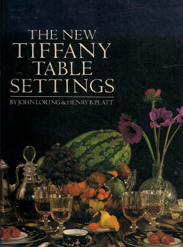 9780385237581: New Tiffany Tablesettings