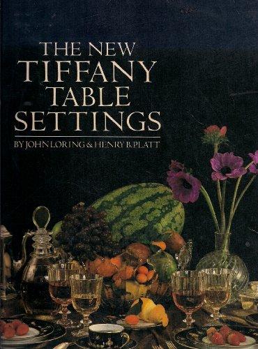 9780385237581: The New Tiffany Table Settings