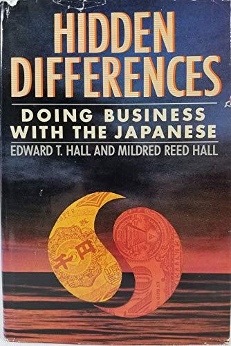 9780385238830: Hidden Differences