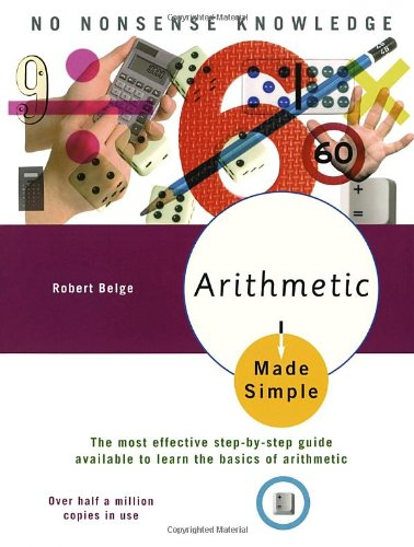 9780385239387: Arithmetic Made Simple