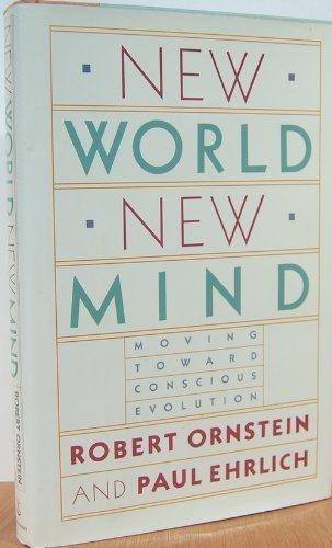 9780385239400: New World/New Mind