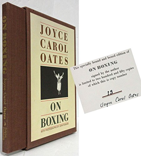 9780385239424: On boxing