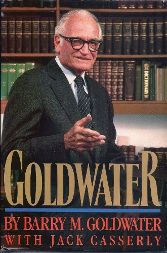 GOLDWATER: Barry Goldwater