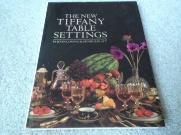9780385239493: The New Tiffany Table Settings