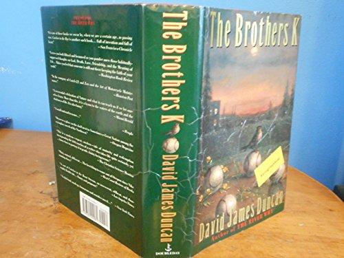 The Brothers K: Duncan, David James