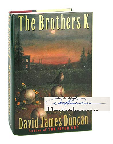 The Brothers K: Duncan, David J.
