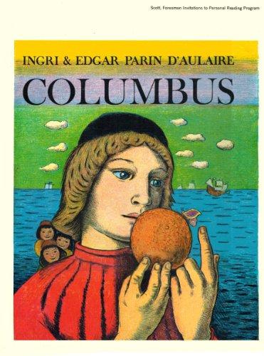 Columbus: d'Aulaire, Ingri