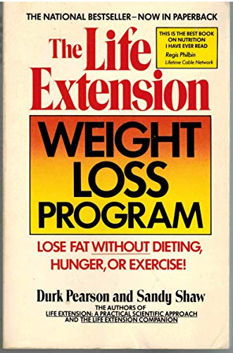 9780385241090: The Life Extension Weight Loss Program