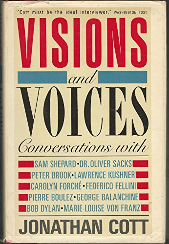 9780385241441: Visions & Voices