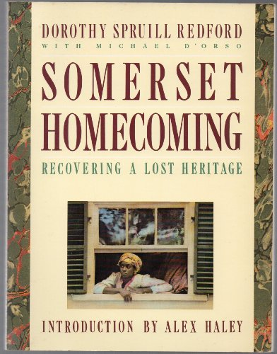 9780385242462: Somerset Homecoming: Recovering a Lost Heritage