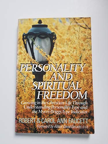 9780385242592: Personality and Spiritual Freedom