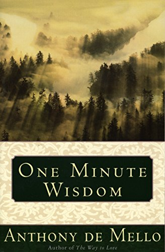 9780385242905: One Minute Wisdom