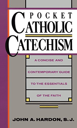 9780385242936: Pocket Catholic Catechism