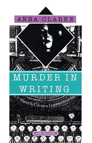 9780385243254: Murder in Writing