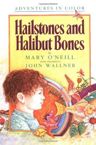 9780385244848: Hailstones and Halibut Bones: Adventures in Colour (Adventures in Color)