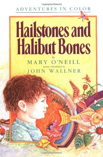 9780385244848: Hailstones and Halibut Bones (Adventures in Color)