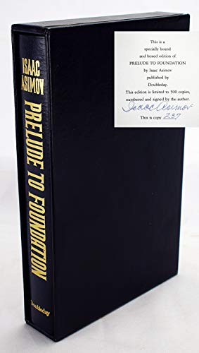 9780385245852: Prelude to Foundation (Foundation Books)