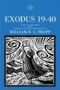 9780385246934: Exodus 19-40: A New Translation with Introduction and Commentary by William H.C. Propp (Anchor Bible)