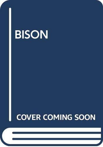 9780385247535: Bison