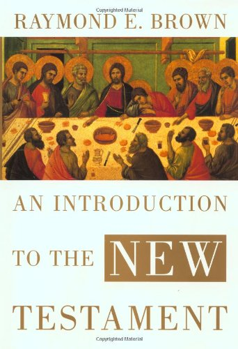 9780385247672: An Introduction to the New Testament (Anchor Bible Reference Library)
