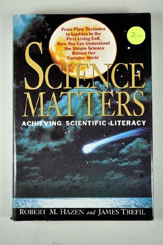 Science Matters: Hazen, Robert M.