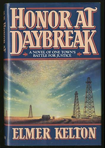 9780385248938: Honor at Daybreak