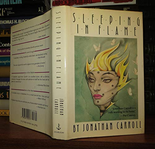 Sleeping In Flame: Carroll, Jonathan