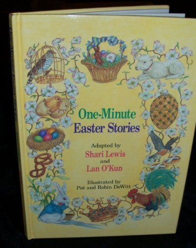 One-Minute Easter Stories (9780385249607) by Lewis, Shari