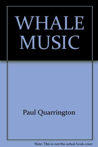 9780385252102: Whale Music