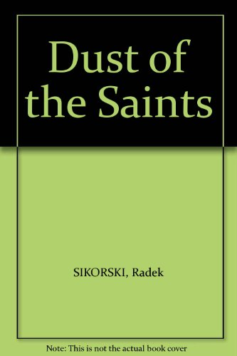 9780385252164: Dust of the Saints