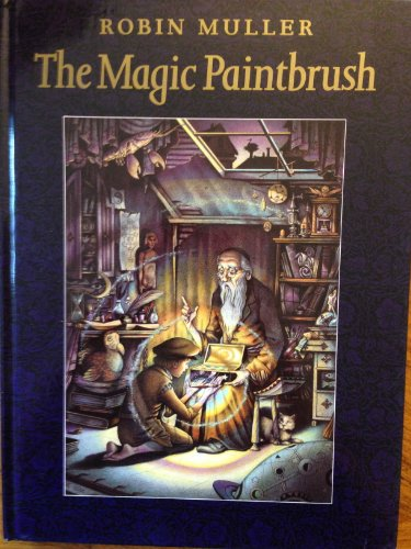 Magic Paintbrush: Muller, Robin