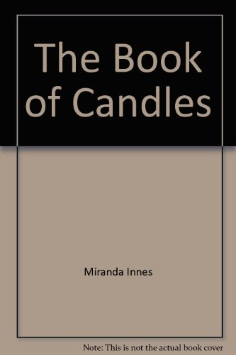 9780385253383: The Book of Candles